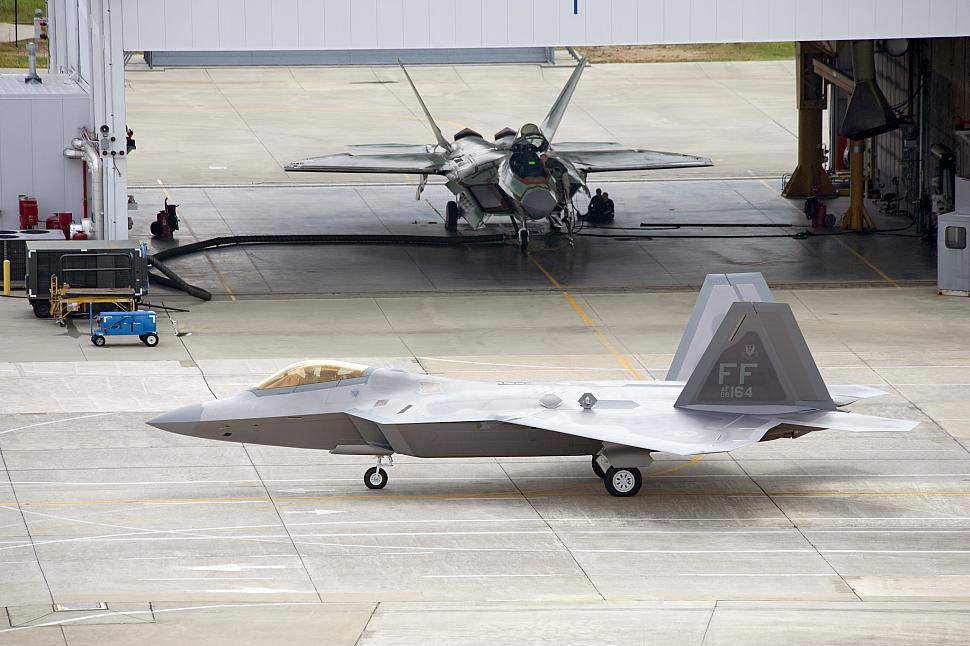 f22 raptors hickman afb hawaii